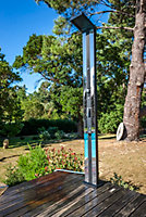Douche solaire premium 38L
