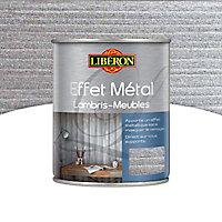 Effet métal lambris et meubles Liberon aluminium satin 1L