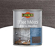 Effet métal lambris et meubles Liberon fer oxydé satin 1L