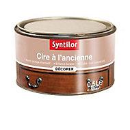 Encaustique patine Chêne foncé Syntilor 0,5L