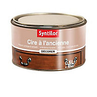 Encaustique patine Naturel Syntilor 0,5L