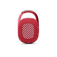 Enceinte Bluetooth JBL Clip 4 Rouge