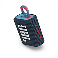 Enceinte Bluetooth JBL Go 3 Bleu / rose