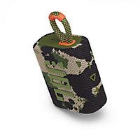 Enceinte Bluetooth JBL Go 3 Camouflage