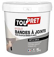 Enduit bande à joint prêt à l'emploi Toupret 15kg
