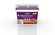 Enduit de rénovation TOUPRET Magic'Rénov 20kg + 3 outils inclus