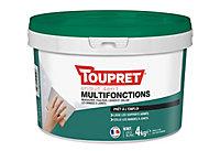 Enduit multifonction 4 en 1 Toupret 4kg