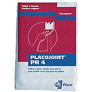 Enduit plaque de plâtre Placojoint PR4 5kg