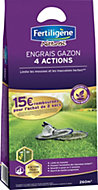 Engrais gazon 4 actions Fertilgène 260m²