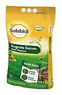 Engrais gazon antimousse Solabiol 200m²