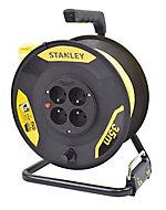 Enrouleur de bricolage Stanley 3G1.5 35 m