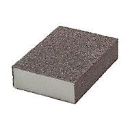 Eponge abrasive Norton, Grain Moyen / Gros 100 x 66 mm