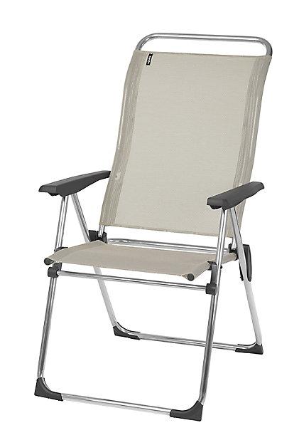 fauteuil alu lafuma cham seigle