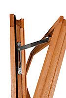 Fenêtre abattant bois GoodHome - l.100 x h.45 cm