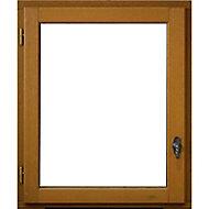 Fenêtre bois 1 vantail - l.40 x h.45 cm, tirant gauche