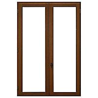 Fenêtre bois 2 vantaux - l.90 x h.155 cm, tirant droit