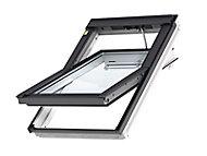 Fenêtre de toit motorisée électrique VELUX INTEGRA® Confort Everfinish - Polyuréthane L. 114 x H. 118 cm (GGU 007621 SK06)