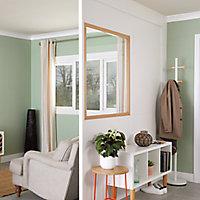 Fenêtre persienne Alara chêne 100 x h.100 cm