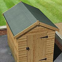 Feutre bitumé performance Roof pro vert 10 x 1 m