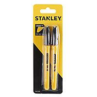 Feutre permanent Stanley - 2 pièces