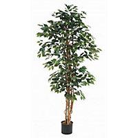 Ficus tronc simple artificiel h.180 cm