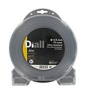 Fil de nylon titanium Diall Ø3,5mm 41m