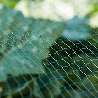 Filet de protection oiseaux et animaux, maille 20 x 20 mm Verve 2 x 5 m