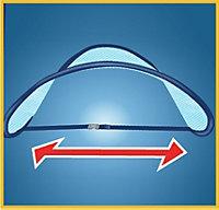 Filet de séchage Leifheit Sensitive Air pour linge délicat