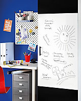 Film adhésif d-c-fix® tableau blanc avec feutre 1.2m x 0.60 m