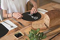 Film adhésif d-c-fix® tableau noir pour craie 1.5m x 0.90m
