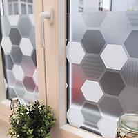 Film occultant statique pour vitre d-c-fix® Premium Wido 1.5m x 0.45m