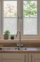 Film occultant statique pour vitre d-c-fix® Static Bambou 1.5m x 0.90m