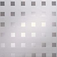 Film occultant statique pour vitre d-c-fix® Static Caree 1.5m x 0.675m