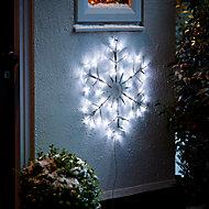 Flocon lumineux LED