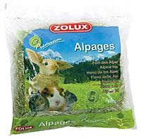 Foin alpages Premium Zolux 500g