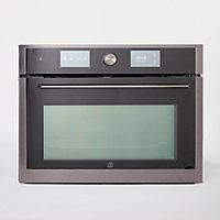 Four multifonctions avec micro-ondes GoodHome GHCOM50 50L noir