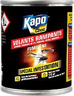 Fumigène tous insectes Kapo pour 175m3 ou 70m2