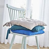 Galette de chaise Colours Zen serenity 40 x 40 cm
