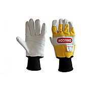 Gant tronçonneuse anti-coupure - Taille 10 (XL)
