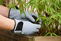 Gants de jardin spécial plantation gris Taille 9 (L)