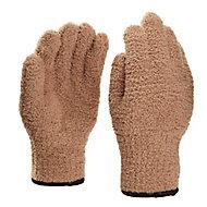 Gants microfibre, 2 paires - Taille 9 (L)