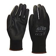 Gants à paume en polyuréthane Site - Taille 10 (XL)