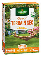 Gazon terrain sec Vilmorin 1kg