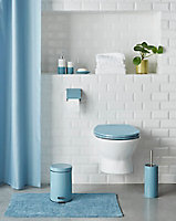 Gobelet céramique brillant bleu Diani