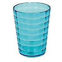 Gobelet plastique bleu Manakin