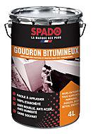 Goudron bitumineux Spado 4L