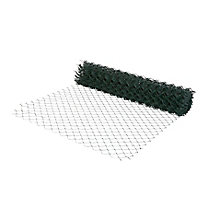 Grillage simple torsion Blooma maille 50 x 50 mm vert 20 x h.1,2 m