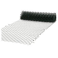 Grillage simple torsion Blooma maille 50 x 50 mm vert 20 x h.1 m