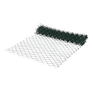 Grillage simple torsion Blooma maille 60 x 60 mm vert 10 x h.1 m
