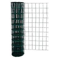 Grillage soudé vert maille 100 x 76 mm, h.1,2 x 10 m